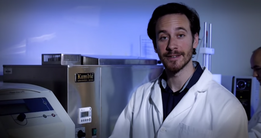 COST video about electroporation