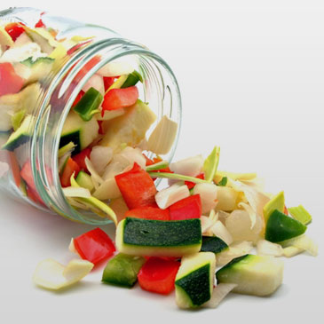 Vegetable products