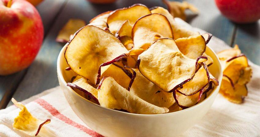 Premium dried fruit snack